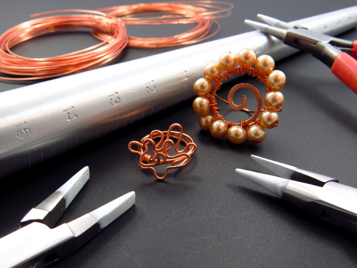 203: Crafting Simple Copper Rings